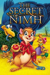 secret of nimh cover