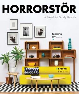 Horrorstor cover