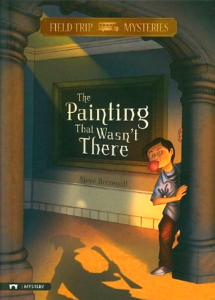 the painting that wasn't there cover small