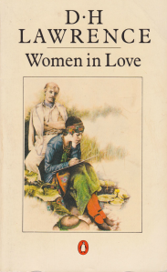 women in love cover
