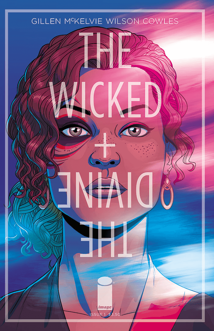 The Wicked + the Divine Vol 1 by Kieron Gillen and Jamie McKelvie