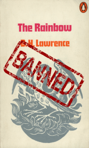 the rainbow banned
