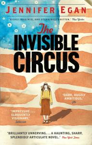 invisible circus egan