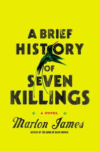 seven killings marlon