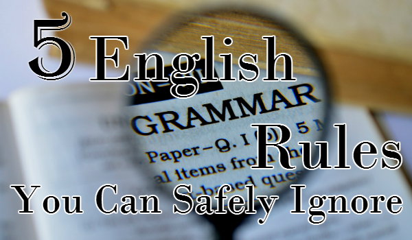 grammar-rules-you-can-ignore