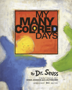 my many colored days seuss