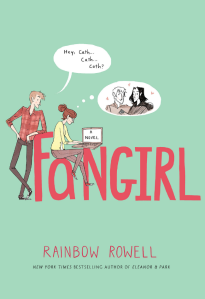 fangirl rowell