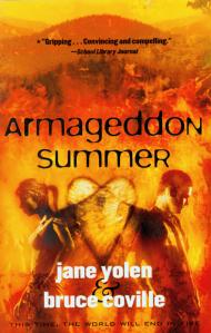armageddon summer yolen